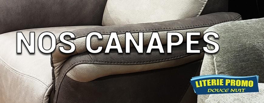Canapé Fauteuil pas cher haut de gamme morbihan